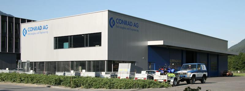 Conrad AG wird Freuler AG