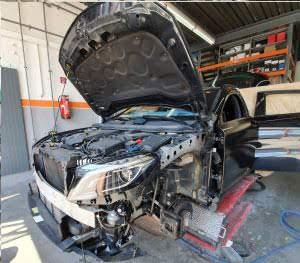 Carrosserie-Reparaturen