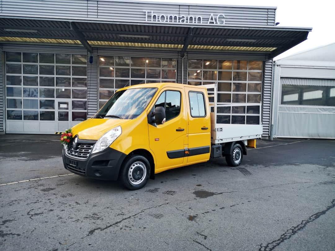 Thomann Nutzfahrzeuge AG und De Zanet AG